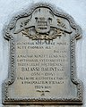 Balassi Bálint plaque (Balassagyarmat Deák Ferenc u 17).jpg