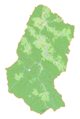 Baligród (gmina) location map.png
