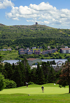List Of Golf Courses In Canada Wikipedia
