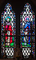 Ballylooby Church of Our Lady and St. Kieran North Transept West Window Holy Family 2012 09 08.jpg