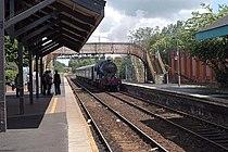 Ballymoney railway station in 2004.jpg