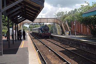 Ballymoney railway station