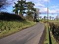 Ballynahatty Road, Beagh - geograph.org.uk - 1706721.jpg