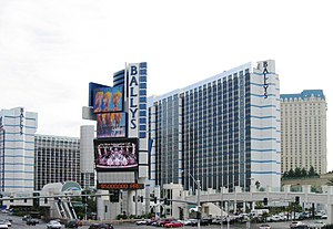 Bally's Hotel and Casino. Las Vegas, NV, USA –...