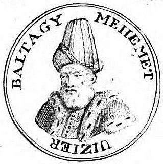Baltacı Mehmet Pasha