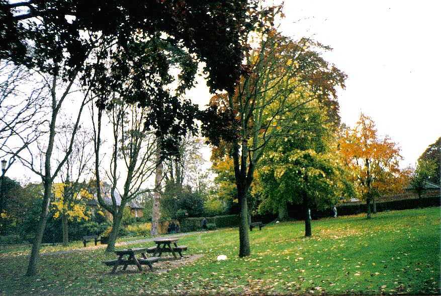 Banbury People's park