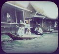Bangkok - three women on small boat in the Menam River LCCN2004707838.tif