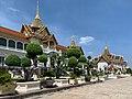 Bangkok Grand Palace during COVID-19 Pandemic June 2020 Img 01.jpg
