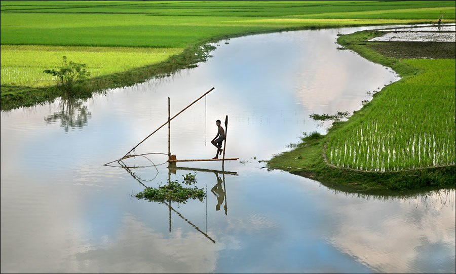 Bangladesh Fishing 2006