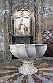 Barcelona Cathedral Interior - Baptismal fonts.jpg