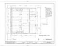 Barkley House, 410 South Florida Blanca Street, Pensacola, Escambia County, FL HABS FLA,17-PENSA,7- (sheet 2 of 6).png