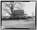 Barn, north side - George Webb Farm, Barn, State Highway 3-U.S. Highway 19, Sumter, Sumter County, GA HABS GA-37-B-3.tif