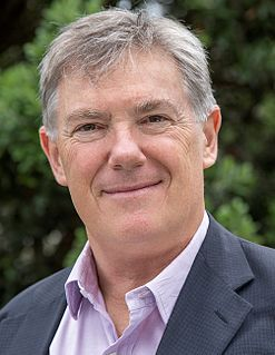 Barry Coates New Zealand politician