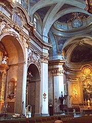 PROPUESTAS DE RULADA DE LA COMUNIDAD DE MADRID - DOMINGO 8 DE MARZO 180px-Bas%C3%ADlica_Pontificia_de_San_Miguel_%28Madrid%29_07