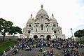 Basílica del Sagrado Corazón en Montmartre, París.jpg