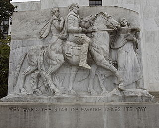 <i>Lewis and Clark</i> (sculpture) sculpture