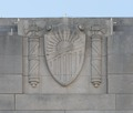 Bas relief. Federal Building and U.S. Courthouse, Asheville, North Carolina LCCN2014630042.tif