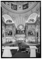 Basilica of St. Josaphat, 601 West Lincoln Avenue, Milwaukee, Milwaukee County, WI HABS WIS,40-MILWA,28-9.tif