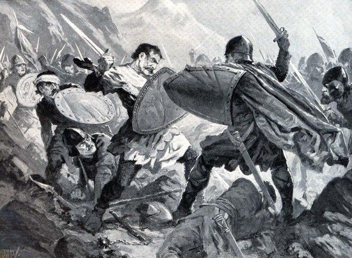 Battle velbazd john harris valda
