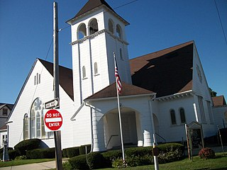 First Congregational Church of Bay Shore United States historic place