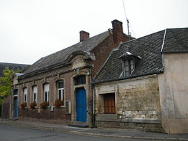 The town hall of Bayonvillers