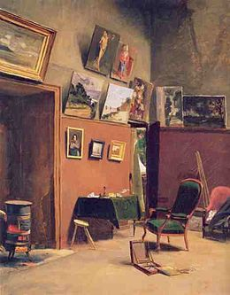 Bazille Studio in the rue de Furstenberg.jpg