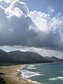 Beach and storm in sardegna.jpg