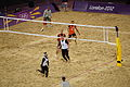Beach volleyball at the 2012 Summer Olympics (7925329756).jpg