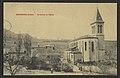 Beauregard (Drôme) - Le torrent et l'Eglise (34447632285).jpg