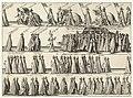 Begrafenis van Willem Lodewijk, 1620 (blad 3) Begrafenis van Willem Lodewijk, graaf van Nassau, in de Grote Kerk te Leeuwarden, 1620 (serietitel), RP-P-OB-76.416.jpg