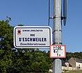 Beidweiler street sign.jpg