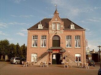 Belfeld - Belfeld, former town hall