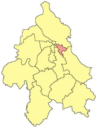 Zvezdara - Image: Belgrade Zvezdara