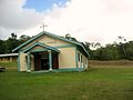 Belize church in a rural village.jpg