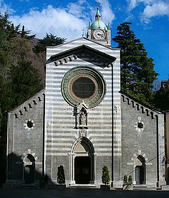 Bellano - Church of SS Nazaro e Celso