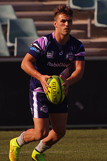 Ben Meehan Australian rugby union player