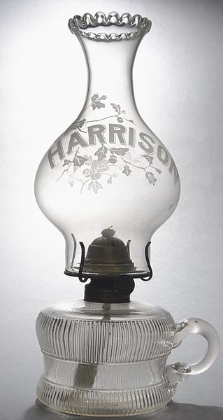 File:Benjamin Harrison Kerosene Lamp, ca. 1888 (4360131598).jpg