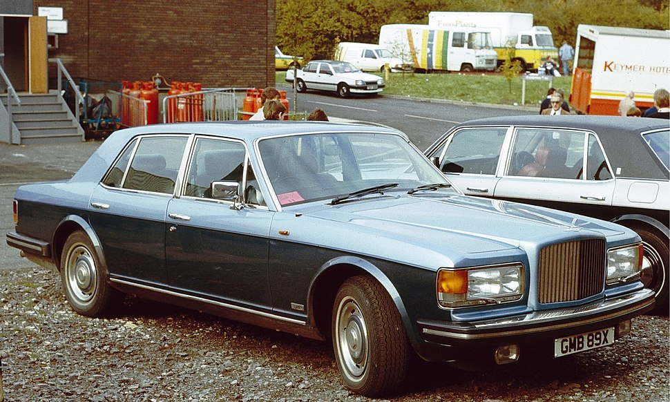 Bentley Mulsanne Blue NEC