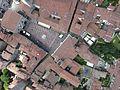 Bergamo de la drone, Piazza Vecchia.jpg