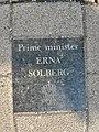 Bergen Walk of Fame - Erna Solberg.jpg