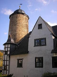 Friedensburg Castle