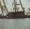 Berging kruiplijn Coaster Susanne in de Westerschelde door de firma Smit tak ID52530.jpg