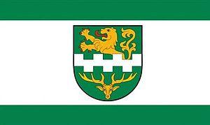 Bergisch Gladbach - Image: Bergisch Gladbach flag
