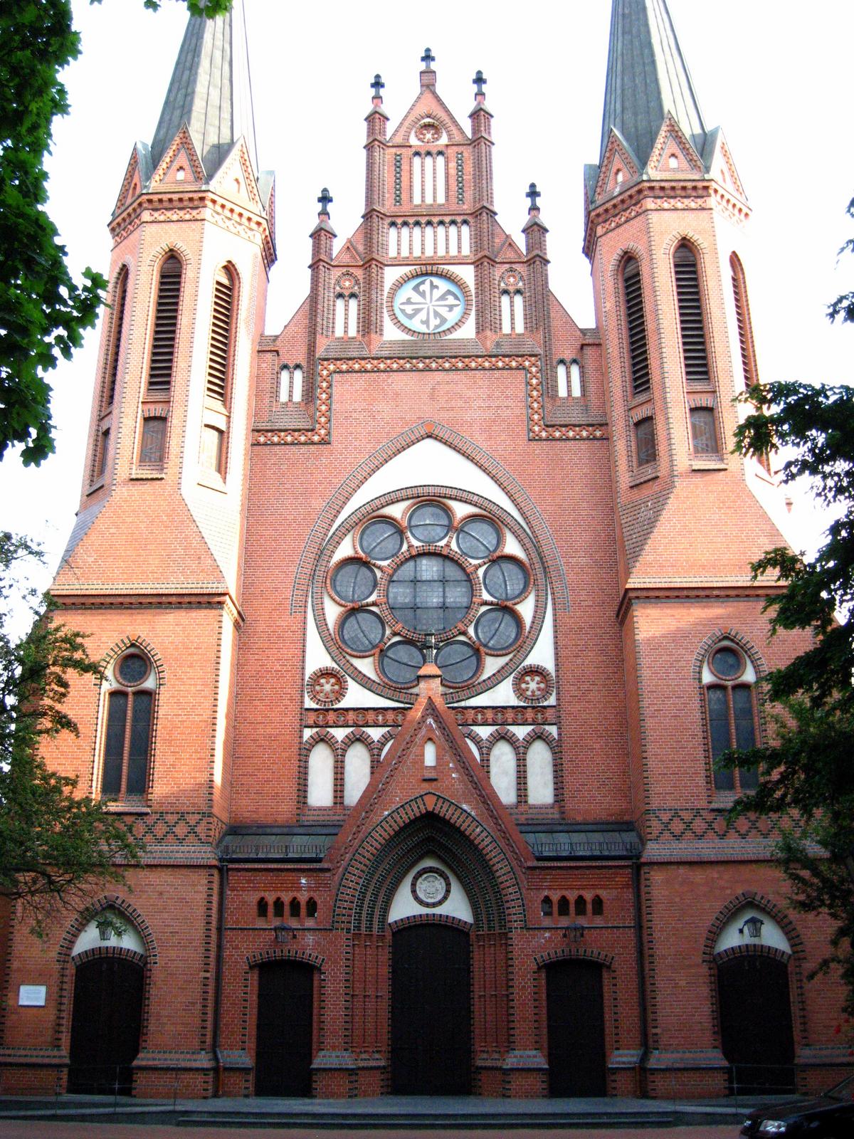 St Paulus Kirche