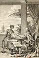 Bernardin de Saint-Pierre - Voyage à l'Isle de France, Frontispice, 1773-crop.png
