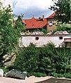Bernburg (Saale), a detail of the castle, image 7.jpg