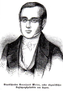 Bernhard von Meyer