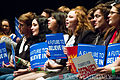 Bernie Sanders at Iowa State University, January 25, 2016 (24502629372).jpg