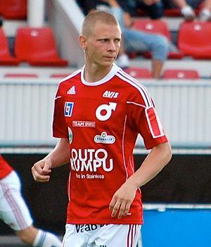 Johan Bertilsson - Image: Bertilsson
