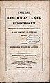 Bessel, Friedrich Wilhelm – Tabulae Regiomontanae reductionum observationum astronomicarum ab anno 1750 usque ad annum 1850 computatae, 1830 – BEIC 753362.jpg